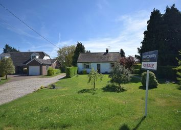 Thumbnail 3 bed bungalow for sale in Hamperden End, Debden Green, Saffron Walden, Essex