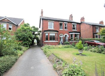 Thumbnail 4 bed property for sale in Main Road, Goostrey, Crewe