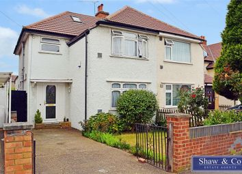 Thumbnail 3 bed semi-detached house for sale in Summerhouse Avenue, Hounslow, Middlesex