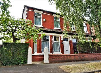 Thumbnail 4 bed semi-detached house for sale in Hall Road, Preston
