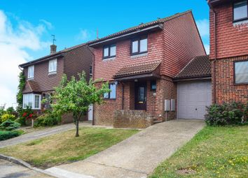 Thumbnail 3 bed detached house for sale in Park View Rise, Telscombe Cliffs, Peacehaven