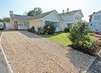 Thumbnail 2 bed detached bungalow to rent in Warren Close, Hayling Island