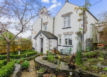 Thumbnail 4 bed detached house for sale in Back Road, Lindale, Grange-Over-Sands