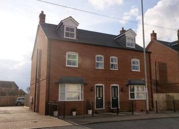 Thumbnail 4 bed town house for sale in London Road, Long Sutton, Spalding