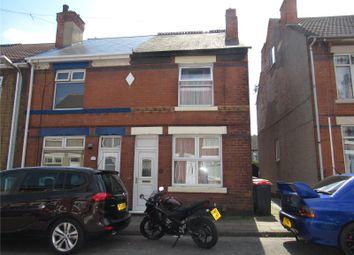 Thumbnail 3 bed end terrace house for sale in Oak Tree Road, Sutton In Ashfield, Nottinghamshire