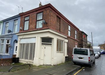 Thumbnail Commercial property for sale in Ruskin Street, Liverpool