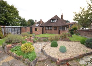 Thumbnail 4 bed detached bungalow to rent in Old Bedford Road, Luton