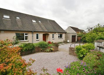 Thumbnail 3 bed semi-detached bungalow for sale in 17 Craigmount View, Corstorphine, Edinburgh