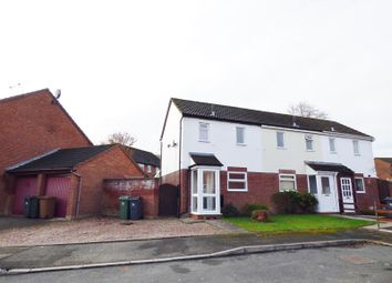 Thumbnail 1 bed semi-detached house for sale in 4 Alicante Close, Malvern, Worcestershire