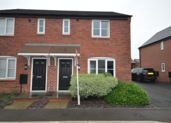 Thumbnail 3 bed semi-detached house to rent in Lumley Close, Boulton Moor, Derby