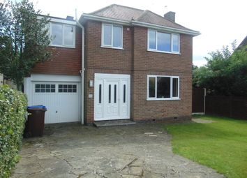 Thumbnail 4 bed detached house for sale in Hollies, Shipley Common Lane, Ilkeston