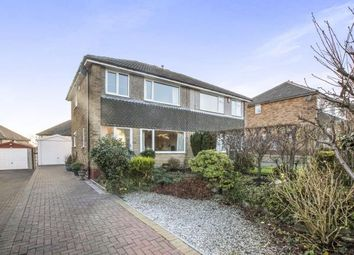Thumbnail 3 bed semi-detached house for sale in Kirkstone Drive, Halifax, West Yorkshire, Halifax