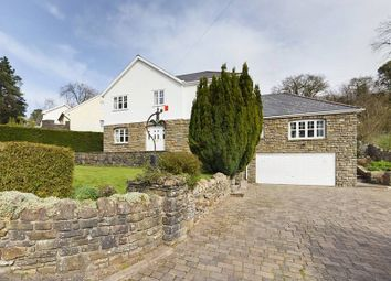 Thumbnail 4 bed detached house for sale in Church Road, Pentyrch, Cardiff.