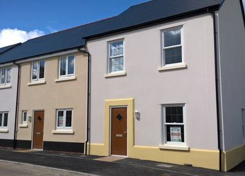 Thumbnail 2 bedroom terraced house for sale in Ladywell Meadows, Chulmleigh, Devon
