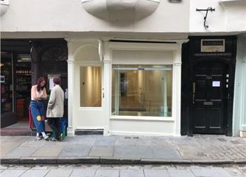 Thumbnail Retail premises to let in 50 Stonegate, York, North Yorkshire