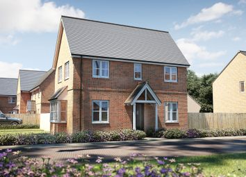 """Thumbnail 3 bed end terrace house for sale in """"The Staunton Sp"""" at Deardon Way, Shinfield, Reading"""