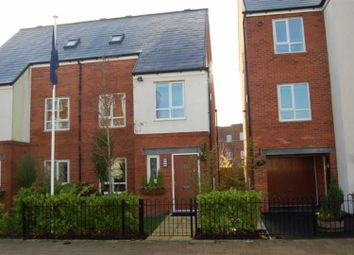 Thumbnail 3 bed semi-detached house to rent in Ironstone Walk, Burslem, Stoke-On-Trent