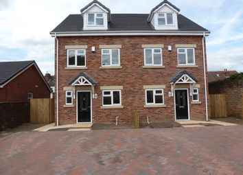 Thumbnail 4 bed semi-detached house for sale in The Hill, Kirkby-In-Ashfield, Nottingham