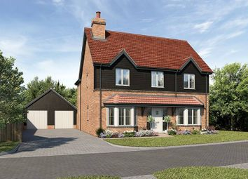 """Thumbnail 5 bed detached house for sale in """"The Notley"""" at Brunswick Road, Deepcut, Camberley"""