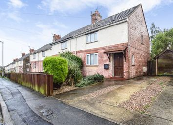 Thumbnail 2 bed terraced house for sale in Tennyson Road, Louth