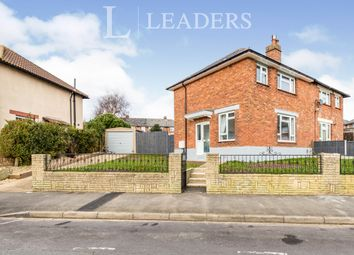 Thumbnail 3 bed semi-detached house to rent in Hythe Road, Cosham, Portsmouth