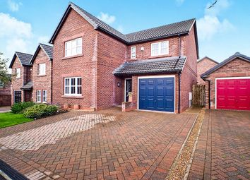 Thumbnail 4 bed detached house for sale in St. Mungos Close, Dearham, Maryport