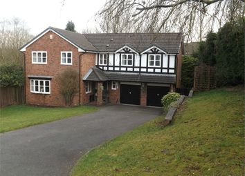 Thumbnail 5 bed detached house for sale in 45 Cranleigh, Standish, Wigan, Lancashire