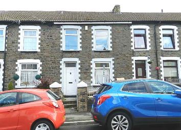 Thumbnail 3 bed terraced house to rent in Bank Street, Penygraig