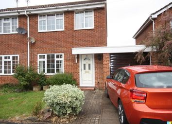Thumbnail 3 bed semi-detached house to rent in Braikenridge Close, Clevedon