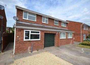 Thumbnail 3 bed semi-detached house to rent in Oak Tree Close, Burford, Tenbury Wells