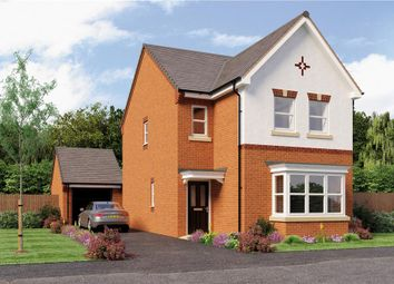 "Thumbnail 4 bed detached house for sale in ""The Esk"" at Sandbeck Way, Wetherby"