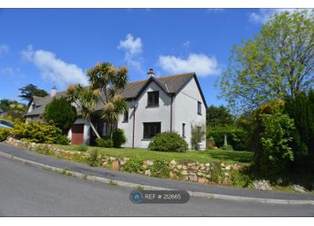 Thumbnail 4 bedroom detached house to rent in Lelant Meadows, St Ives