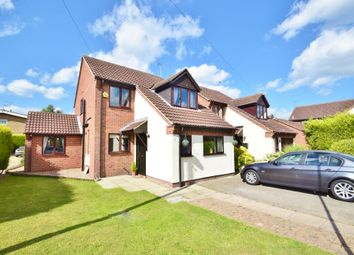 Thumbnail 3 bed detached house for sale in Hunters Close, Wilford
