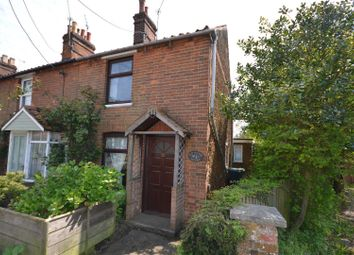 Thumbnail 2 bedroom cottage for sale in Manor Road, Dersingham, King's Lynn