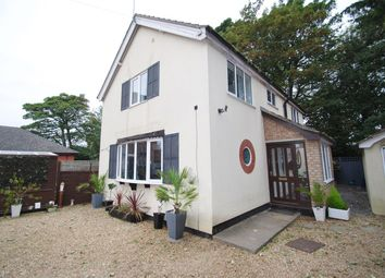 Thumbnail 3 bed detached house for sale in Roseberry Avenue, Skegness