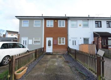 Thumbnail 2 bedroom terraced house for sale in Basildon, Essex