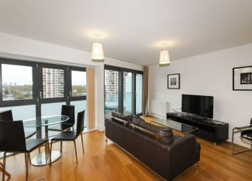 Thumbnail 2 bed flat to rent in Montreal House, Canada Water
