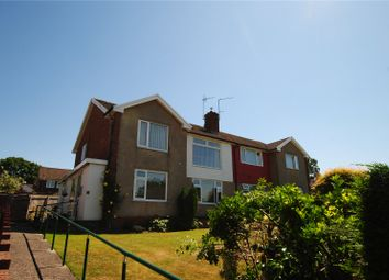 Thumbnail 2 bed maisonette for sale in Ogwen Drive, Lakeside, Cardiff