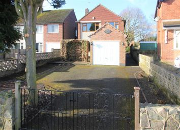 Thumbnail 3 bed detached house for sale in The Callis, Ashby-De-La-Zouch