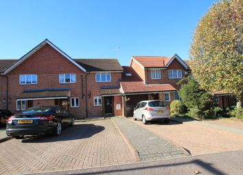 Thumbnail 2 bed terraced house for sale in Cabot Close, Stevenage, Hertfordshire