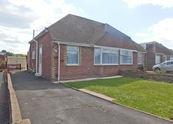 Thumbnail 2 bed semi-detached bungalow to rent in Cranleigh Road, Fareham