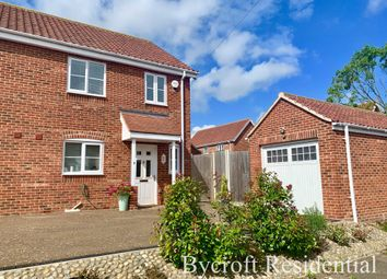 Thumbnail 3 bed semi-detached house for sale in The Old School, The Green, Ormesby, Great Yarmouth