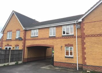 Thumbnail 1 bed flat for sale in Middle Close, Swadlincote
