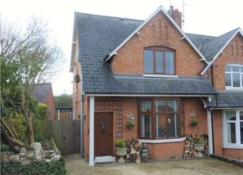 Thumbnail 3 bed semi-detached house for sale in Weavers Hill, Redditch