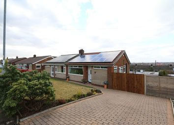 Thumbnail 2 bed semi-detached bungalow for sale in 24, Maple Avenue, Stalybridge, Stalybridge, Greater Manchester