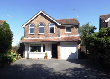 Thumbnail 4 bed detached house for sale in Abbey Road, Steyning, West Sussex