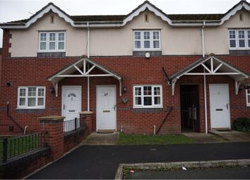 Thumbnail 2 bed terraced house for sale in Broadoak Drive, Manchester