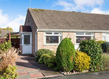 Thumbnail 2 bed bungalow for sale in Churchill Close, Congleton