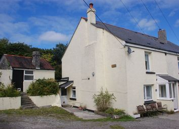 Thumbnail 2 bed cottage to rent in Little Hallaze, Penwithick, St Austell