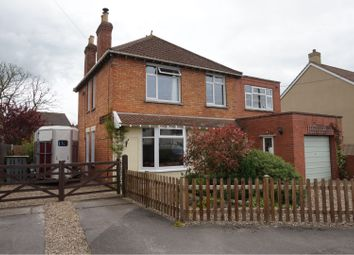 Thumbnail 4 bed detached house for sale in Bristol Road, Axbridge